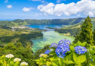 SUMMER: Cheap flights from Vienna to Azores for only €124!