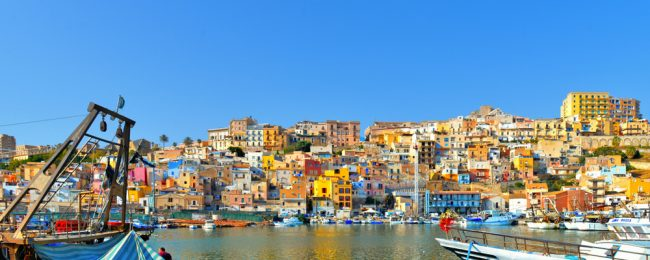 4 in 1 from Germany: Sicily, Corfu, Tuscany and Milan for only €83!