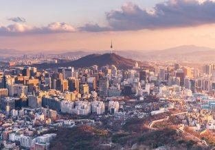 Summer! Cheap flights from Italy to South Korea for just €373!