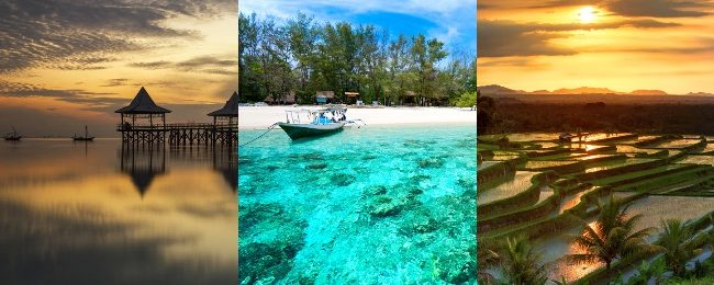 Discover Indonesia! Exotic East Java, Lombok and Bali in one trip from Athens or Berlin from €341!