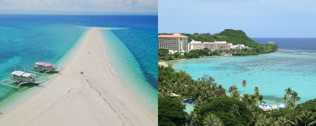 Philippines and mega exotic Guam in one trip from Switzerland, Germany or Netherlands from only €456!
