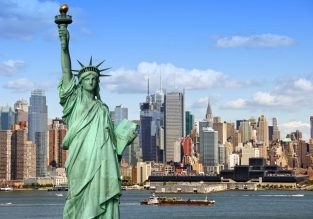 AUGUST! Cheap non-stop flights from Barcelona to New York from only €223!