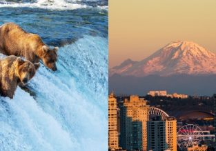 AUGUST! Alaska and Seattle in one trip from Dublin for €434!