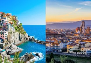 Italy trip from New York for only $285! Visit Cinque Terre, Pisa, Florence, Bologna, Venice and Milan!