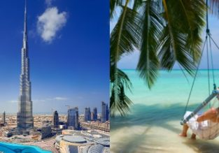 WOW! Bulgaria, Dubai, India, Maldives, Malaysia, Vietnam and Poland in one trip from Belgium for €424!