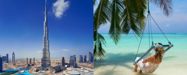 WOW! Dubai, India, Maldives and Germany in one trip from Hungary for €308!