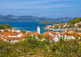 JULY! 7 nights at top-rated apartment on Iž island, Croatia + cheap flights from Germany for only €159!