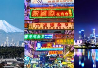 Japan, Hong Kong and Singapore in one trip from San Francisco for $605!