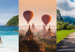 Southeast Asia trip from Austria, Hungary, Czech Republic or Baltics from €585! Discover Thailand, Vietnam, Malaysia, Indonesia, Myanmar and Laos!