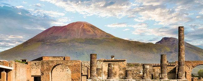 B&B stay at top-rated and luxury 4* villa near Ercolano & Pompei ruins, Italy for just €65/night! (€32.5/£28 pp)