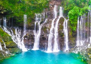 Exotic! 10-night stay in top-rated studio in Reunion + non-stop flights from Paris for €496!