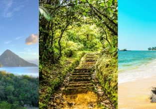 Caribbean Island Hopper from Paris for €299! Visit Guadeloupe, Dominica, St. Lucia and Martinique!