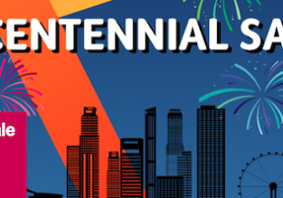 Jetstar Singapore Bicentennial Sale! Flights between Singapore and many destinations in Asia and Oceania from only $1.50 one-way (excl. taxes and fees)!