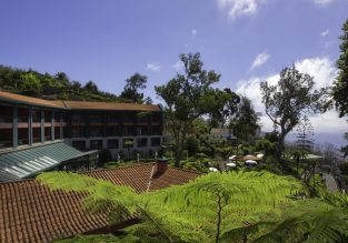 Xmas! B&B stay at top-rated 5* Quinta do Monte Panoramic Gardens in Madeira from only €20/ $22 per person!