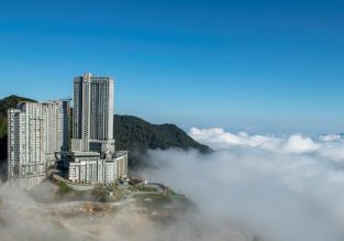 5* Gloria Residences Ion Delemen in Genting Highlands, Malaysia for only €36! (€18/ $20 pp)
