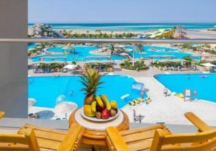 All-inclusive 7-night stay in 4* or 5* resort & aqua park in Egypt's Red Sea coast + flights from Switzerland from €145!