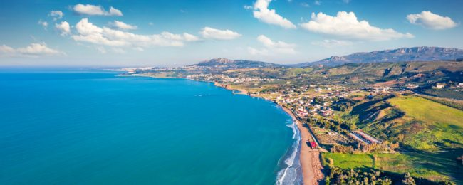 B&B stay at very well-rated & seafront 5* hotel in Sicily for just €55/night! (€27/£23 pp)