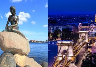 Cheap flights from Sydney or Melbourne to Copenhagen or Budapest from only AU$768!