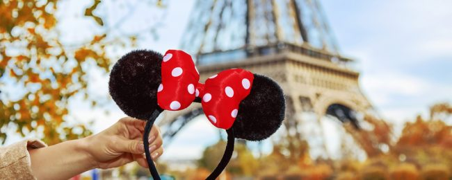 AUGUST! 7 nights at well-rated hotel near Disneyland Paris + flights from London for £190!