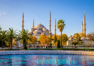 5 nights over the weekend in top-rated hotel in the historic center of Istanbul + flights from Prague for just €118!