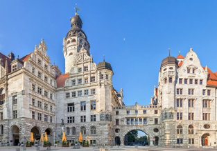 Summer! 4* Novum Hotel Aviva in Leipzig, Germany for only €32! (€16/ $18 pp)