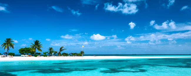 Maldives getaway! 7-night B&B stay at top rated guesthouse + flights from Riga for only €558!