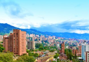 Cheap non-stop flights from Miami to Medellin, Colombia for just $210!