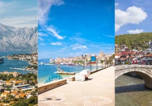 July! Bosnia, Croatia, Montenegro, Albania, North Macedonia, Serbia and Kosovo in one trip from Hungary from €113!