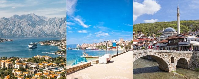 Spring! Bosnia, Croatia, Montenegro, Albania, North Macedonia, Serbia and Kosovo in one trip from Hungary from €107!