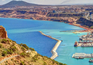 Cheap direct flights from France to Oran, Algeria for only €49!