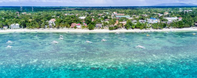 Exotic getaway! 12 nights in top-rated bungalow in the exotic Panglao Island, Philippines + flights from New York for $511!