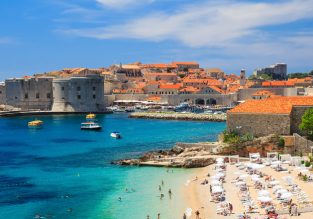 May! 7 nights in top-rated apartment in Dubrovnik's riviera + flights from Switzerland for only €130!