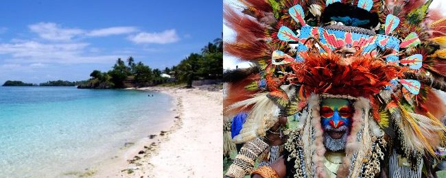 MEGA EXOTIC! Papua New Guinea and the Philippines in one trip from London for £579!