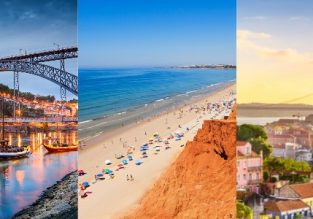 Late Summer trip to Portugal! Lisbon, Porto and Algarve in one trip from London from £44!