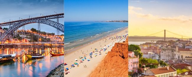Late Summer trip to Portugal! Porto, Algarve and Lisbon in one trip from London for £46!