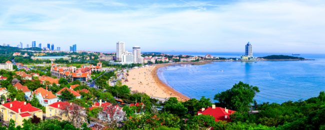Cheap summer flights from Madrid to Qingdao, China for only €297!