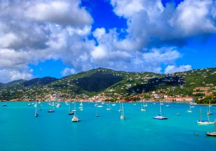 High season! Cheap flights from Seattle to U.S. Virgin Islands for only $299!