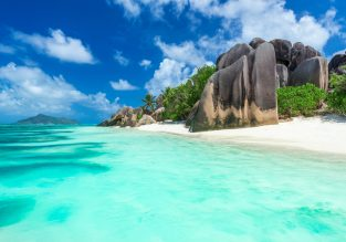 Exotic escape! 7 nts top rated chalet in the Seychelles + Emirates flights from Bulgaria for €540!