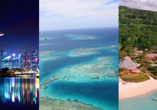 EXOTIC! Singapore, Fiji and Vanuatu in one trip from London from £789!