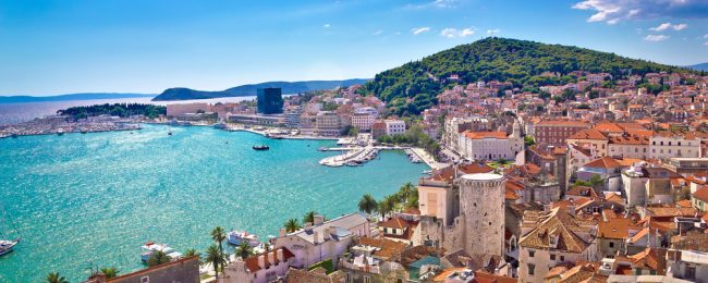 Spring! Cheap flights from Amsterdam to Split, Croatia for just €49!