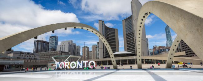 Cheap flights from Poland to Toronto, Canada for just €234!