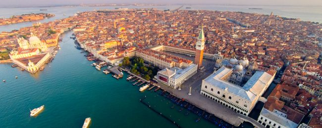 Cheap flights from many US cities to Venice, Italy from only $374!