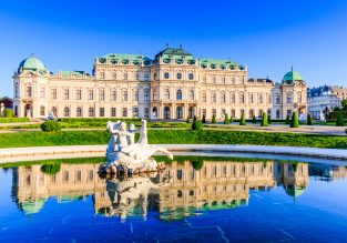 Cheap flights from Sweden and Norway to Vienna and vice versa from just €14!
