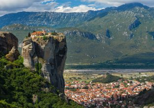 PEAK SUMMER! B&B stay at 4* hotel in Thessaly region, Greece for just €41/night! (€20.5/£18 pp)