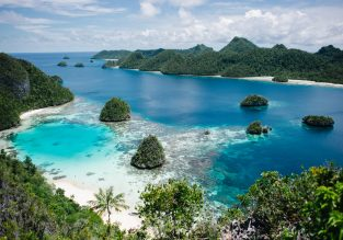 MEGA EXOTIC! 5* Qatar Airways & 5* Garuda flights from many European cities to West Papua from only €578/ £542!