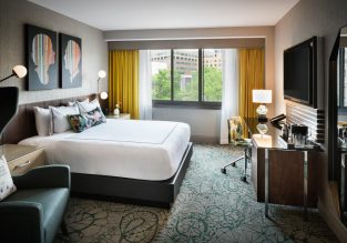 X-mas & New Year! 4* The Darcy Hotel in Washington D.C. for only €80! (€40/ $45 pp)