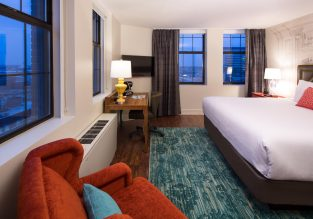 Peak summer! 4* Hotel Indigo Baltimore Downtown for €68! (€34/ $38 per person)