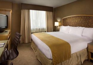 Peak summer! 4* DoubleTree by Hilton – Chelsea in Manhattan, New York for €91! (€45.5/ $51 per person)