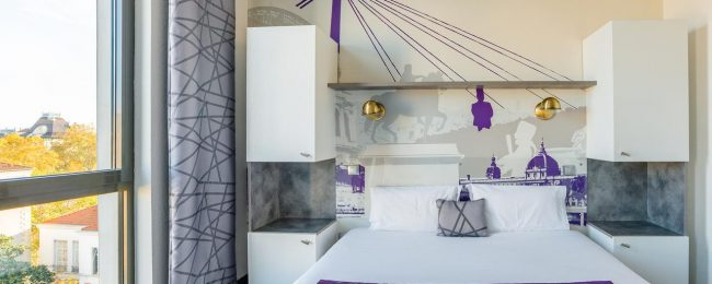 Summer! 4* Lagrange Aparthotel Lyon Lumière for only €54! (€27/ $31 pp)