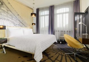 Summer! 5* Le Méridien Grand Hotel in Nuremberg, Germany over weekend for only €79! (€39.5/ $44 pp)